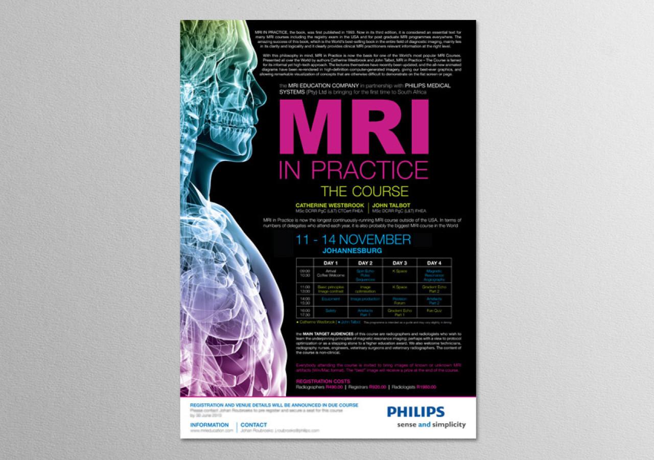 Poster design johannesburg - Philips